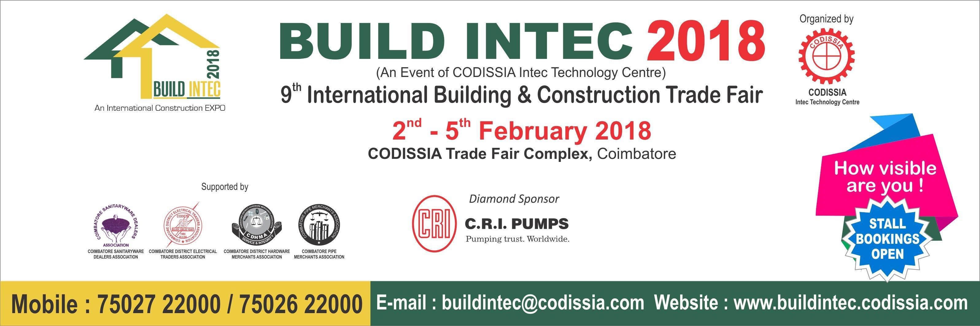build intec 2018